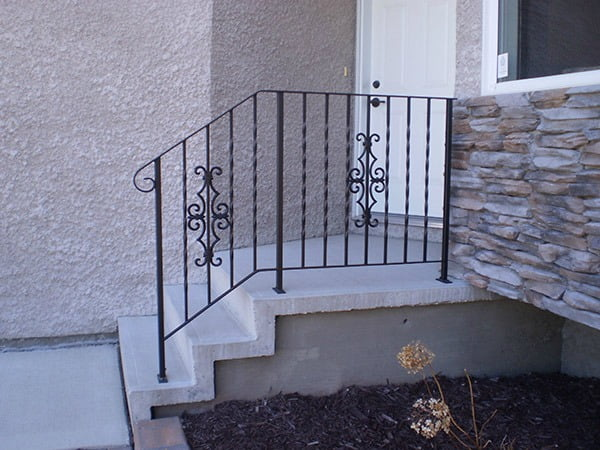 Artistic Ornamental Iron Works Iron Metal And Steel