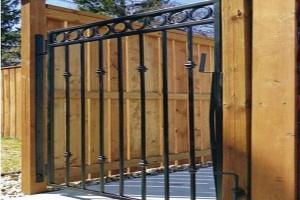 Gate (14)