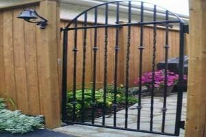 Gate (15)